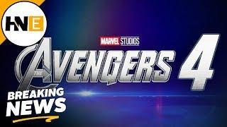 Avengers 4 Title Finally REVEALED?!