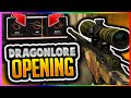 CSGO BETTING: AWP DRAGON LORE OPENING!! IS THIS RIGGED??? (CS GO Dragon Lore Unboxing Reaction)