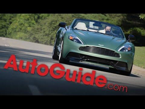 2014 Aston Martin Vanquish Volante Review