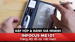 InFocus M810T - Hàng Cũ