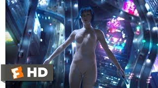 Nonton Ghost In The Shell  2017    The Jump Scene  2 10    Movieclips Film Subtitle Indonesia Streaming Movie Download