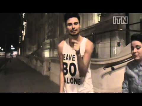 Rylan Clark and Lucy Spraggan's drunken night out: Full video 2, X Factor Video