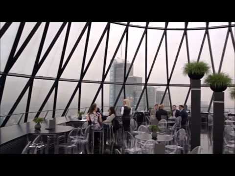 At the top of the London
