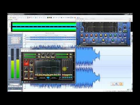 Wavelab Elements 7 (Mastering)