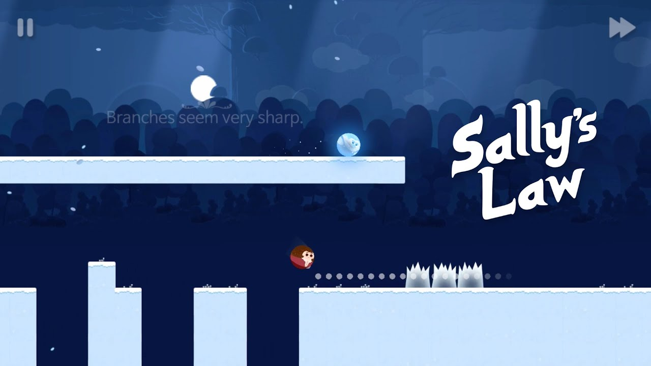 'Sally's Law' is a Puzzle Platformer with a Unique Dual-Playthrough Hook