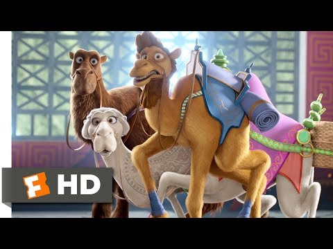 The Star (2017) - The King of the Shoes Scene (3/10) | Movieclips