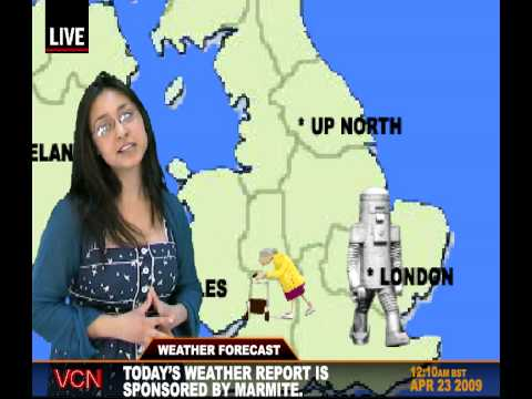 WEATHER SPOOF