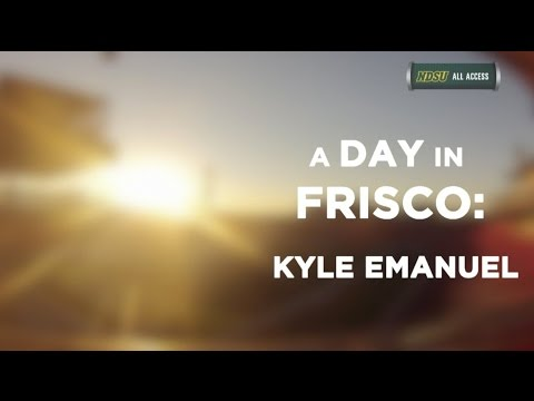 Championship Week with Kyle Emanuel video.