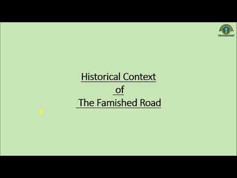 African Literature: Lecture 11