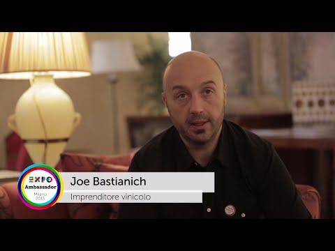 Ambassador Joe Bastianich