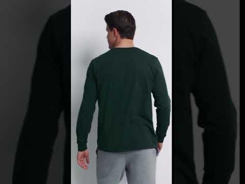 Men's Dri-Power® Closed Bottom Fleece Sweatpants