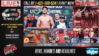 Mikey Garcia vs. Crawford, Gamboa, and Linares Facts Revealed with Mikey