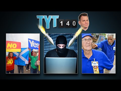 home - TYT140 - A Lot of News in a Little Time Top stories for September 19, 2014: - Scotland votes to remain in the UK (full story: http://www.huffingtonpost.com/2014/09/19/scotland-rejects-independenc...
