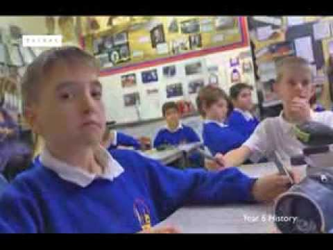 Lesson observation: Year 6 History KS2 (excerpt)