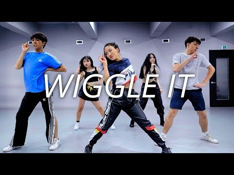 French Montana - Wiggle It | KYME choreography