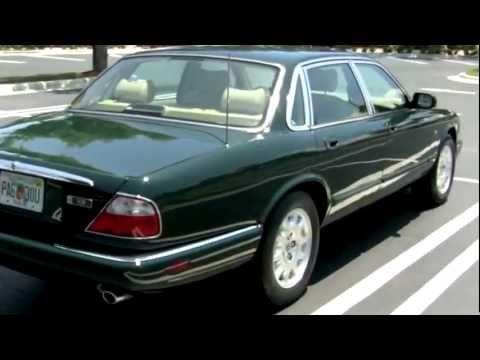 Jaguar racing green color фотка