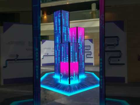 Rave LED Tower- Pro-screen 2.9curve