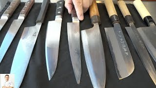 2 Knives Giveaway! Win a piece of history. by Diaries of a Master Sushi Chef