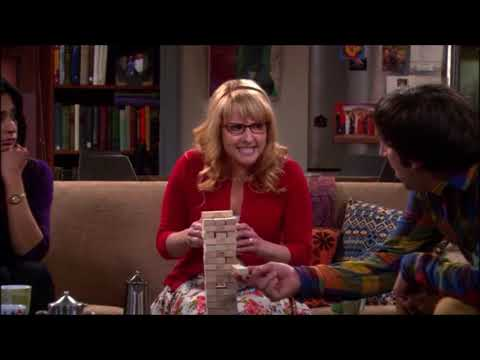 Bernadette Lying | The Big Bang Theory