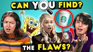 Video 10 TV And Movie Mistakes You Won't Believe You Missed | Find The Flaws MP3, 3GP, MP4, WEBM, AVI, FLV Mei 2019