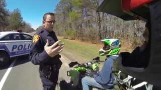 Police Arrest Me Plus ATV Escapes!!