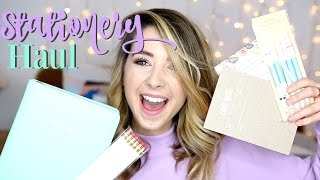 Video Stationery Haul | Zoella MP3, 3GP, MP4, WEBM, AVI, FLV Januari 2018