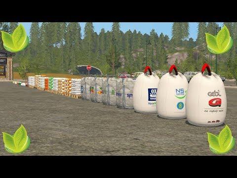 BAGS PACK Fertilizer, seed, pig food v1.0