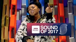 See more at http://www.bbc.co.uk/soundof2017 Nadia Rose performs Tight Up for BBC Music Sound of 2017.