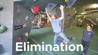 ELIMINATION by Bouldering Bobat
