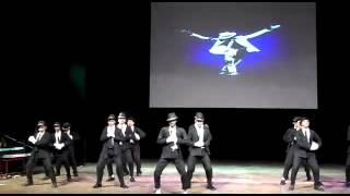Dangerous MJ Dance steps by just Dance with me
