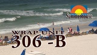 Unit 306-B Summerhouse Panama City Beach Vacation Condo