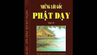 Những Lời Gốc Phật Dạy - Tập 4 -05