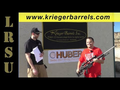 Ruger Precision Rifle vs Milk Jug 1500 Yards   Tyler Ryther