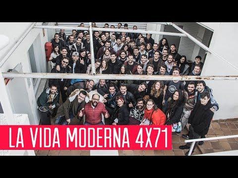 La Vida Moderna 4x71...es tener refugiados en casa y al yayo en el asilo