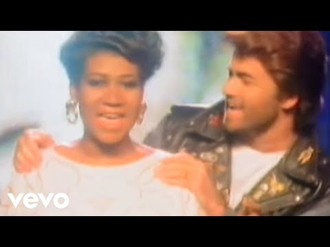 Aretha Franklin & George Michael – I Knew You Were Waiting