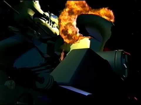Toonami - The Intruder Episode 5 Promo (4K)