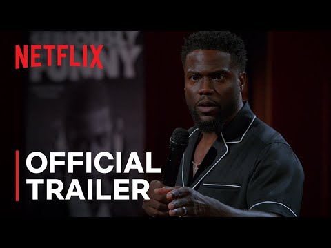 Kevin Hart: Zero Fucks Given | Official Trailer | Netflix Standup Comedy Special 2020