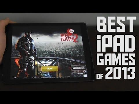 Best iPad Games of 2013
