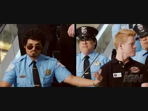 Observe And Report International Trailer