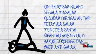 Lill O - Kita Putus (Lyric)