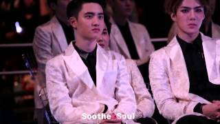 Download Video 141203 EXO D.O. reaction to GDxTaeyang in MAMA MP3 3GP MP4