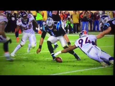 I can watch CAM NEWTON not dive for that fumble all day...and so can his teammates