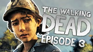 YOU DON'T HAVE THE GUTS FOR THIS | The Walking Dead The Final Season  - Episode 3