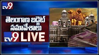 Video Telangana Assembly LIVE    Telangana Budget Session 2019    Day  2- TV9 MP3, 3GP, MP4, WEBM, AVI, FLV Februari 2019