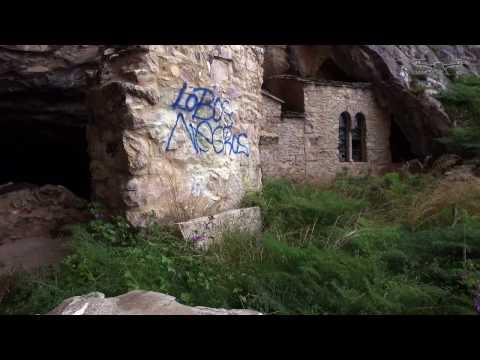 Η σπηλιά του Νταβέλη για πρώτη φορά από ψηλά