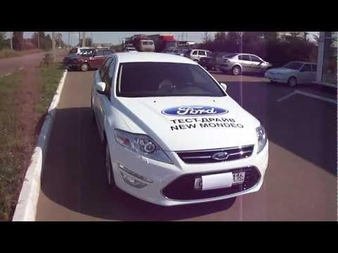форд мондео 4 обзор интерьер экстерьер