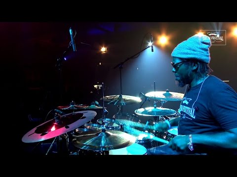 Meinl Drum Festival 2015 – Robert Sput Searight – Part 1
