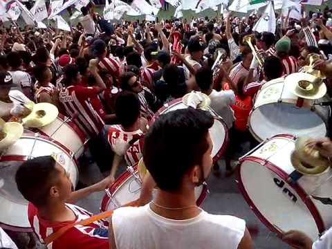 CHIVAS (3) vs (0) Monterrey 2015 • Por Chivas es morir o matar - Así fue - La Fiesta Del Guadalaj - La Irreverente - Chivas Guadalajara