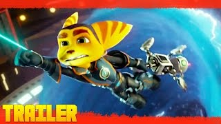 Nonton Ratchet And Clank (2016) Primer Tráiler Oficial Español Latino Film Subtitle Indonesia Streaming Movie Download