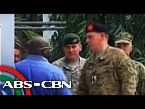 TV Patrol: Tulong ng Amerika sa Marawi, sakop ng tratado ayon sa AFP